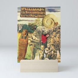 Impressions d'Afrique Mini Art Print