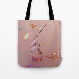 Harry Styles - flowers Tote Bag
