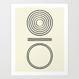 Life Balace II Art Print