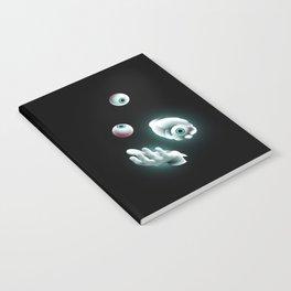 Eyeball Juggler Notebook