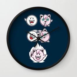 Jigglyboo Fusion Wall Clock