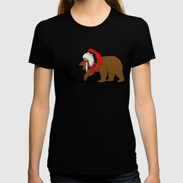 Bear Chief T-shirt
