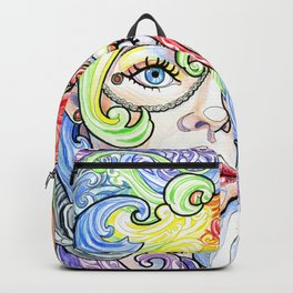 Unicorn Carousel Backpack