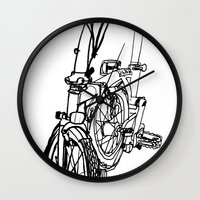 brompton Wall Clocks featuring Brompton by Swasky
