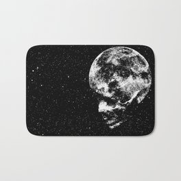 Midnight Moon Bath Mat