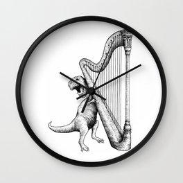 The Struggle Wall Clock
