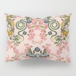Where lizards live-Pink Pillow Sham