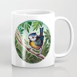 blue tomtit Coffee Mug