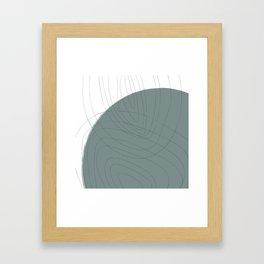 Coit Pattern 31 Framed Art Print