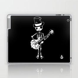 Guitar player Laptop & iPad Skin