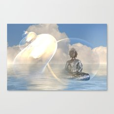 Buddhas Dreamworld Canvas Print