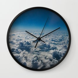 Heavenly Ocean Wall Clock