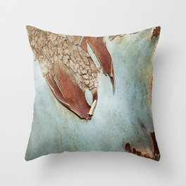 Cadaga - Eucalyptus torelliana Throw Pillow