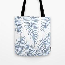 Fern Pattern Serenity Tote Bag