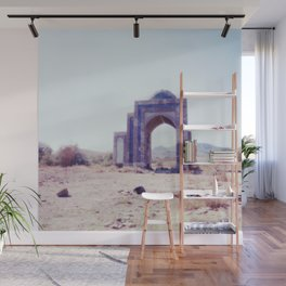 Gateway #3. Analog. Film photography Wall Mural