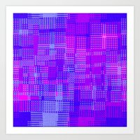 1339 Abstract Thought Art Print