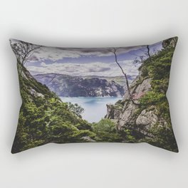 Norvegian flag Rectangular Pillow