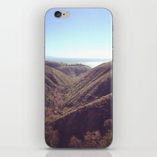 Malibu Haze iPhone & iPod Skin