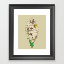 Pipe Dream Framed Art Print