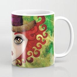 Lady Hatter Coffee Mug