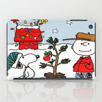 snoopy iPad Cases featuring Snoopy 01 by tanduksapi