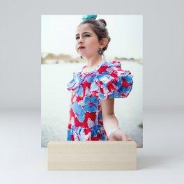 Carlita Sevillana Mini Art Print
