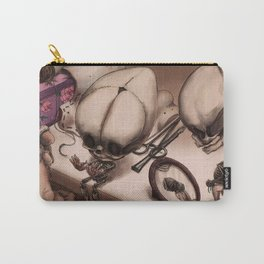 Dress you Up in my Love Carry-All Pouch