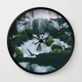 Full Force Wall Clock