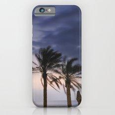 Summer sunset at the beach Slim Case iPhone 6