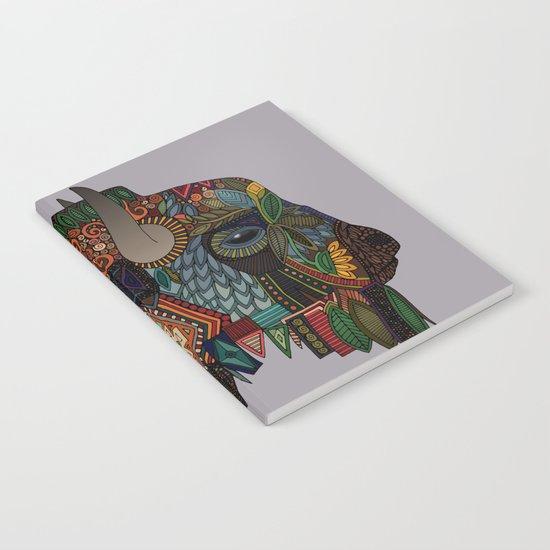 bison heather Notebook