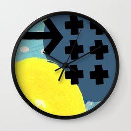 Hippolyte Wall Clock
