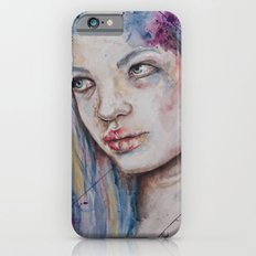 Blue Mermaid  iPhone 6s Slim Case