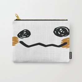 Mimikyu Face - Po-kemon Carry-All Pouch