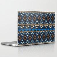 kurt cobain Laptop & iPad Skins featuring Cobain by Tess Ellis