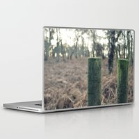 woodland Laptop & iPad Skins featuring Woodland by Michael S.