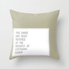 © Control v1.2 Throw Pillow