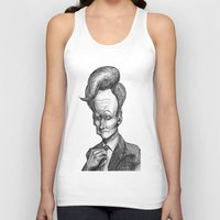 coco Tank Tops featuring CoCo by AndyGarnerFlexner