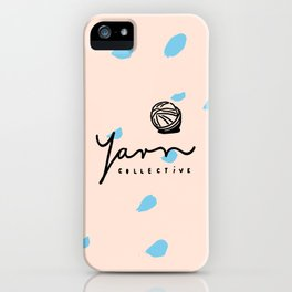 Yarn Collective - 2017 iPhone Case