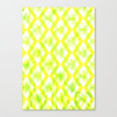 Summer Sheer Canvas Print