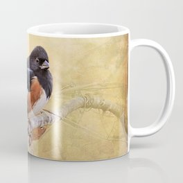 Eastern Towhee Coffee Mug