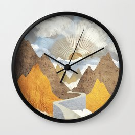 Bright Future Wall Clock