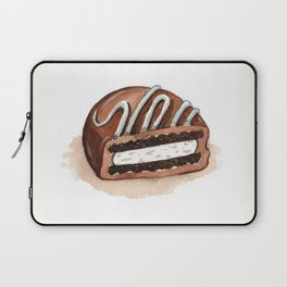 Chocolate Covered Cookie Laptop Sleeve