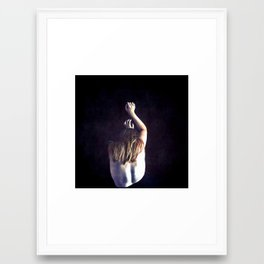 In depth Framed Art Print