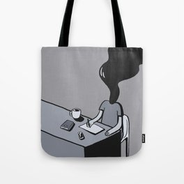 Creative Blockism Tote Bag