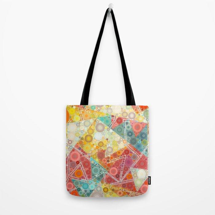 Hazy Summer Days Tote Bag