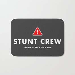 Stunt Crew Bath Mat