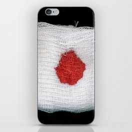 Bloodstained Gauze iPhone Skin