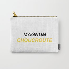 Magnum Choucroute Carry-All Pouch