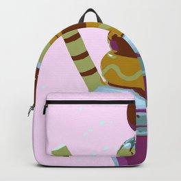 Ice cream sundae Backpack