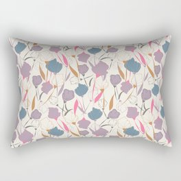 Spring floal II. Rectangular Pillow